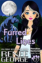 Furred Lines (Peculiar Mysteries Book 7)