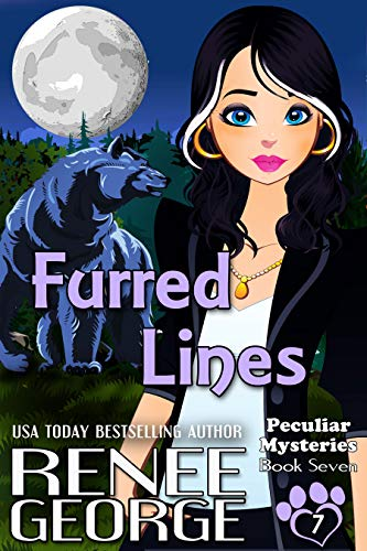 Furred Lines (Peculiar Mysteries Book 7) (English Edition)