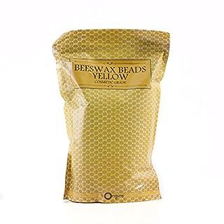 Perles de cire d'abeille non raffinée 1Kg