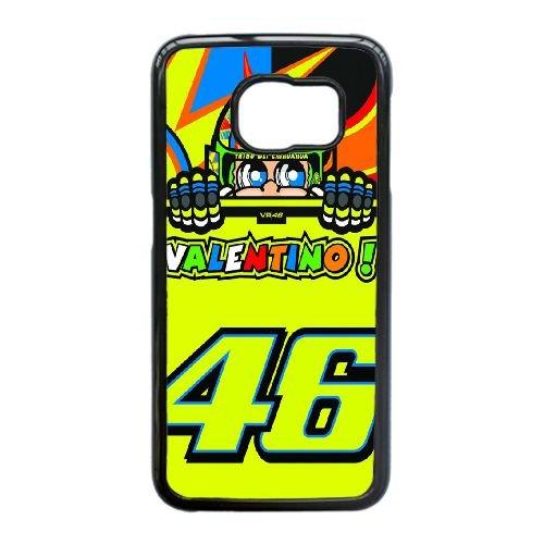 Samsung Galaxy S6 Edge Phone Case Valentino Rossi 16ZH7361528