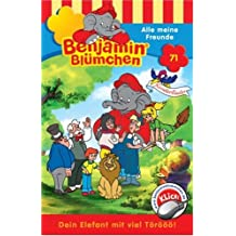 Benjamin Blümchen - Folge 71: Alle meine Freunde [Musikkassette]