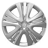 15 Zoll Radzierblenden LEXIS SILVER (Silber). Radkappen passend für fast alle FORD wie z.B. Fiesta MK7