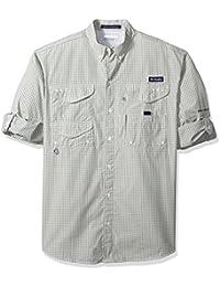 Columbia hombre super Bonehead Classic camiseta de manga larga e9d92fb07d0