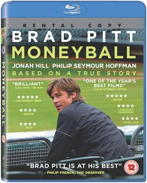 Price comparison product image Moneyball [Blu-ray]