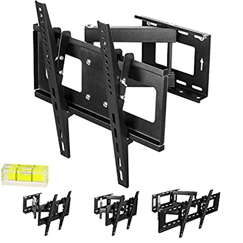 MOUNTY® - Support TV mura MY155 orientable et inclinable -
