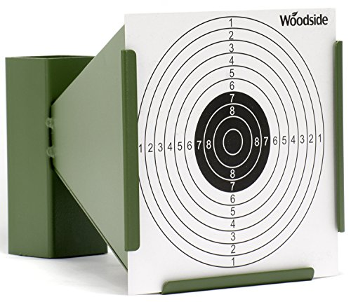 woodside-14cm-shooting-funnel-target-holder-100-targets-air-rifle-airsoft