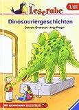 Leserabe - 1. Lesestufe: Dinosauriergeschichten
