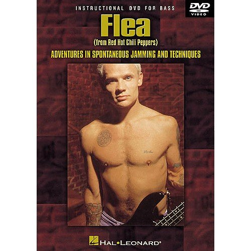 flea-adventures-in-spontaneous-jamming-and-techniques-dvd-for-bass-guitar