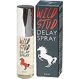 Wild Stud Delay Spray 22ml Potenzmittel zur Orgasmus Verzögerung und Verlängerung der Erektion
