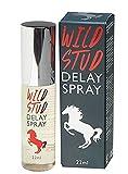 Wild Stud Delay Spray 22ml Potenzmittel zur Orgasmus Verzögerung und