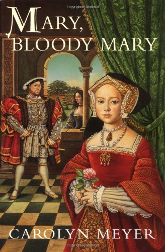 Book cover for Mary, Bloody Mary