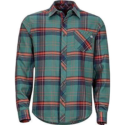 Marmot Herren Anderson Lightweight Flannel Hemd funktionshemd outdoorhemd von Marmot auf Outdoor Shop