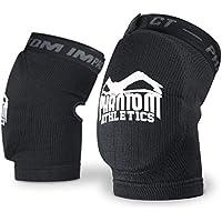 "PHANTOM MMA coderas impacto "", color Negro - negro, tamaño talla única"