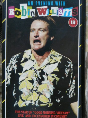 an-evening-with-robin-williams-vhs