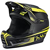 IXS Downhill-MTB Helm Xact Schwarz Gr. S/M