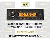 Continental TR7411U-OR - MP3-Autoradio mit USB