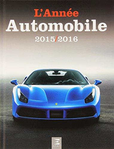L'année automobile N° 63 par Collectif