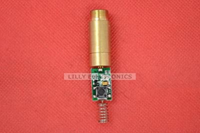 INDUSTRIAL/LAB 3VDC 532nm Green Laser 5mW Diode Module