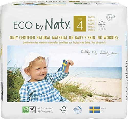 Objective Naty Taille 4 Couches-culottes 22 Par Paquet Bébé, Puériculture Toilette, Bain