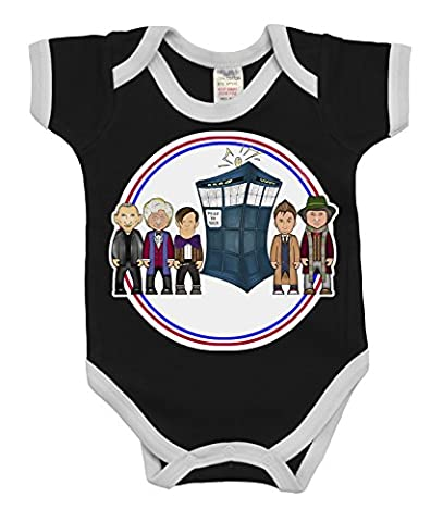 Sci Fi Outfits - VIPwees Bébé Babygrow Lords Of Time Boys