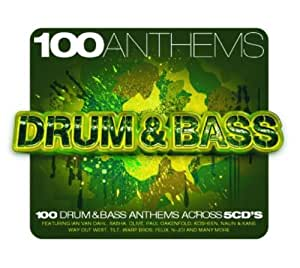 100 Anthems - Drum 'n' Bass