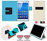 reboon Huawei MediaPad X1 7.0 Hülle Tasche Cover Case Bumper | in Beige | Testsieger