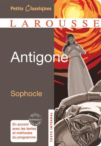 Antigone par Sophocle
