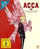 ACCA - Gesamtedition Episode 01-12  (3 BRs] [Blu-ray]