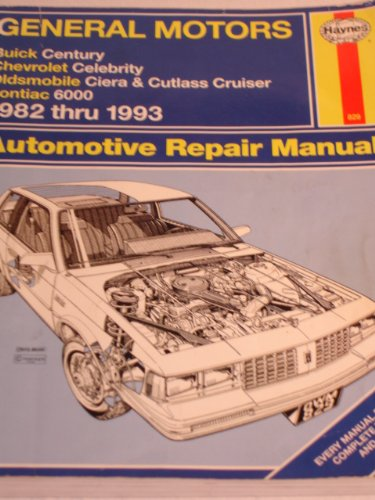 haynes-general-motors-automotive-repair-manual-buick-century-chevrolet-celebrity-oldsmobile-ciera-po