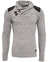 Redbridge Designer Herren Pullover Men´s Knitewear R-41500