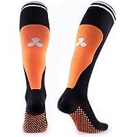 Calcetines de compresión Samson ®, para deportes, fútbol, entrenamiento, running, deporte, gimnasio. Para hombres y mujeres