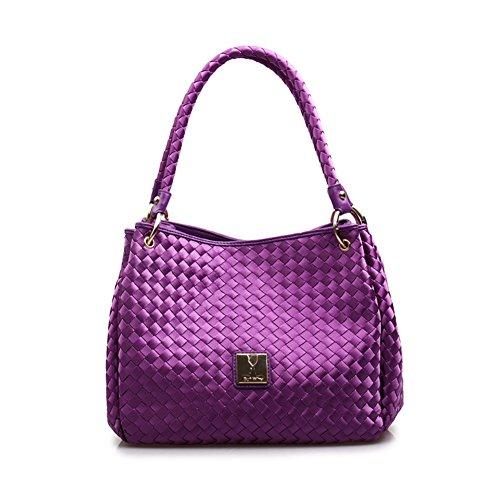 borse moda Ms./borsa tessuto semplice/borsa a tracolla-D D