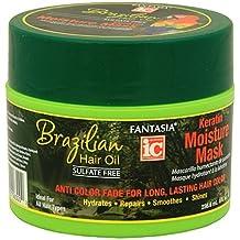 Afro Hair Oil Mascarilla 236,6 Ml 236 ml