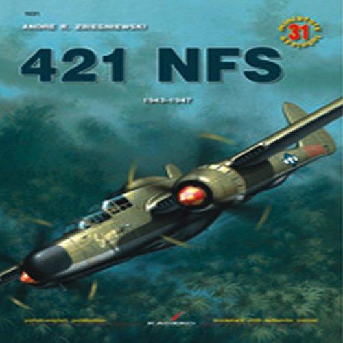 421 Nfs: 1943-1947 (Air Miniatures) por Andre Z. Zbigniewski
