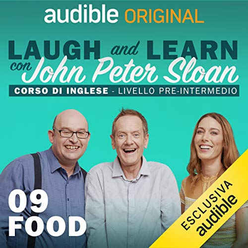 Food: Laugh and Learn con John Peter Sloan 9