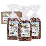 MeinVita Bio-Dinkel-Vollkornnudeln Mix Box (Spirelli/Bandnudeln/Rigatoni) je 500 g, lecker gehaltvolle Nudeln - aus kontrolliert biologischem Anbau