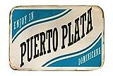 Cama Perro Ciudad Puerto Plata DOM. Rep. impreso 40x60 cm