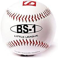 barnett BS-1 balle de baseball barnett initiation, 9'', blanc, 2 pièce