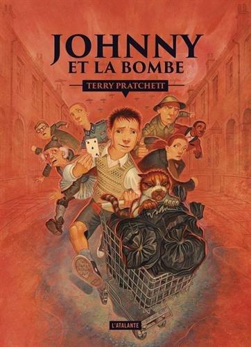 Le sauveur de l'humanité, c'est toi !, Tome 3 : Johnny et la bombe