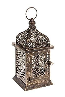 Arabian Candle Lantern 25cm