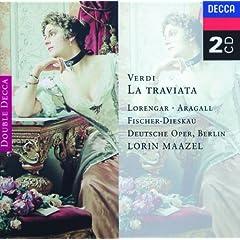 """Verdi: La traviata / Act 2 - """"Alfredo! Voi!...Or tutti a me...Ogni suo aver"""""""