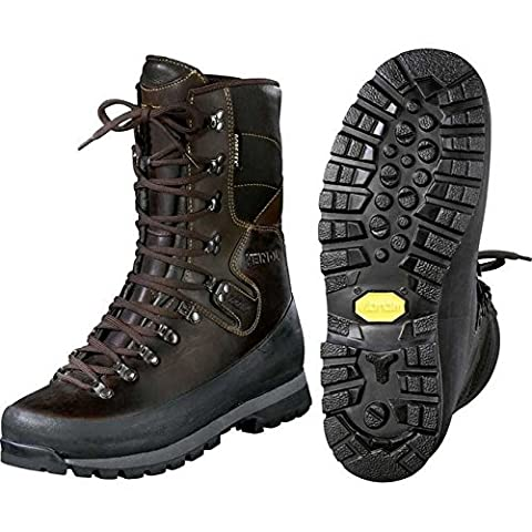 Meindl Dovre Extreme GTX Mountaineering & Hiking Boots 10, Brown