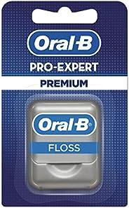 Oral-B Pro-Expertclinic Line Filo Interdentale per Denti Sensibili, 40M