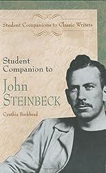 Student Companion to John Steinbeck (Student Companions to Classic Writers) by Cynthia Burkhead (2002-07-30)