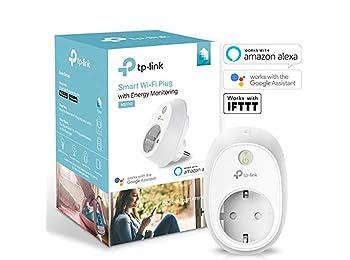 TP-LINK HS110 Wi-Fi Enerji Monitörlü Akıllı Priz