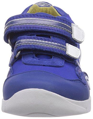 Biomecanics 152182 Jungen Outdoor Fitnessschuhe Blau (A-AZUL ELECTRICO (NAPA BOMBEADA))