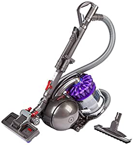 dyson dc37c parquet aspirateur sans sac technologie radial root cyclone garantie 5 ans gris. Black Bedroom Furniture Sets. Home Design Ideas