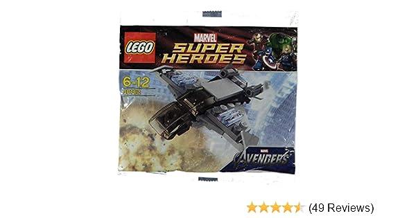LEGO Marvel Superheroes Quinjet #30162