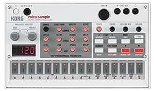 Korg Volca Sample Sequencer campionatore midi e multi touch per applicazioni live