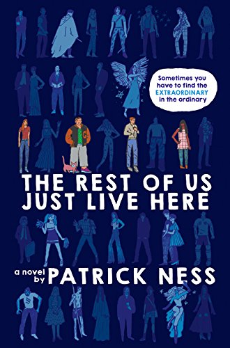 Book cover for The Rest of Us Just Live Here